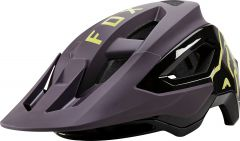 FOX Speedframe Pro Helmet Dark Purple