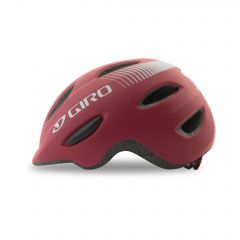 Giro Scamp Helmet Matt Dark Red