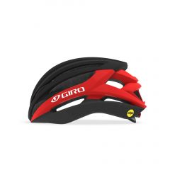 Giro Syntax MIPS Helmet Red/Black/White