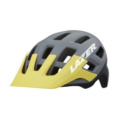 Lazer Coyote Helmet Matte Grey Yellow