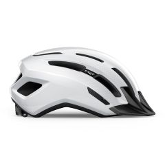 Met Downtown Helmet White