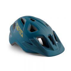 MET Echo Helmet Petrol Blue/Matt