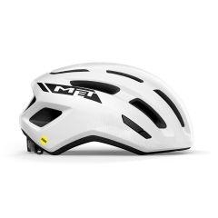 Helmet Met Miles MIPS White