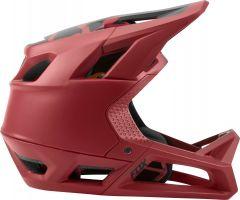 FOX Proframe Fullface Mountain Bike Helmet Cardinal Red