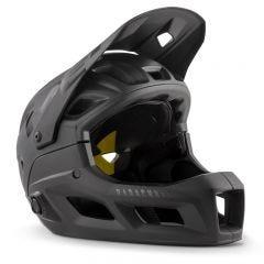 MET Parachute MCR Fullface Helmet Black/Matt