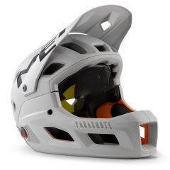 MET Parachute MCR Fullface Helmet Grey/Matt