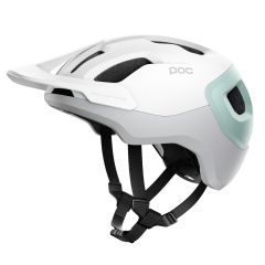 POC Axion SPIN Helmet White/Green