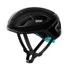 POC Omne SPIN Helmet Black/Blue Matt