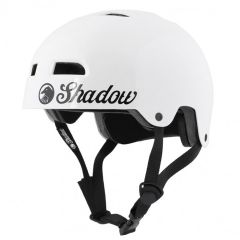 Shadow Conspiracy Classic Gloss Helmet White