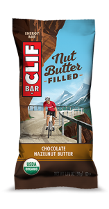 CLIF Bar Nut Butter Filled Chocolate Hazelnut