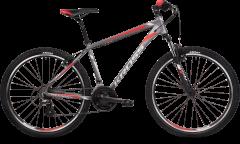 Kross Hexagon 2.0 26 Mountain Bike Graphite/Silver/Red MD (2020)
