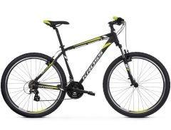 Kross Hexagon 2.0 26 Mountain Bike Black/White/Lime XS (2019)