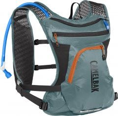 Camelbak Chase Bike Vest Hydration Pack 1.5L Teal Black