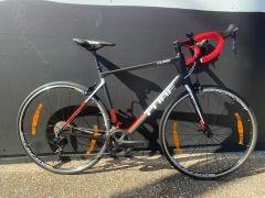 Second Hand Bike Cube Attain Black/Red/White MD/LG