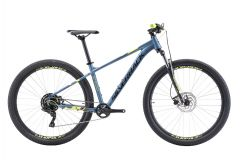Silverback Stride Sport 29 Mountain Bike Anthracite/Gloss Lime (2021)