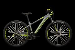 Silverback Stride MD 29 Mountain Bike Grey/Lime (2020)