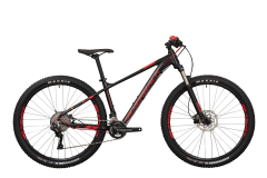 Silverback Stride Expert 29 Mountain Bike Black/Red (2020)