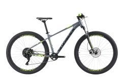 Silverback Stride Comp 29 Mountain Bike Grey/Gloss Lime (2021)