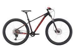 Silverback Stride Elite 29 Mountain Bike Charcoal/Watermelon (2021)