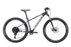 Silverback Stride Expert 29 Montain Bike Matt Black/White (2021)
