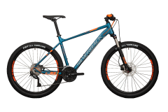 Silverback Stride Elite SL 29 Mountain Bike Anodized Blue/Orange (2020)
