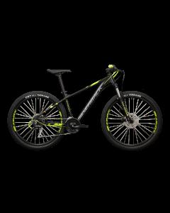 Silverback Stride 29 Comp Mountain Bike Matt-Gloss Black/Spring Lime (2020)