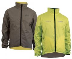 Azur Transverse Jacket Grey/Fluro