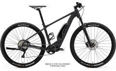 Merida eBig Seven 300 SE Electric Mountain Bike Matt Black/Anthracite (2021)