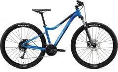 Merida Matts 7.20 Women's Mountain Bike Matt Medium Blue/Silver/Blue/Black (2021)