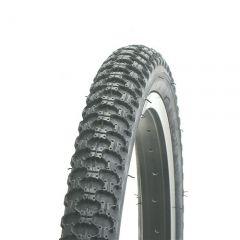 Freedom MX3 BMX Tyre Black 20 x 2.125