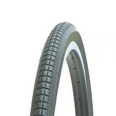 Freedom Road Block Tyre 27 x 1-1/4 Black