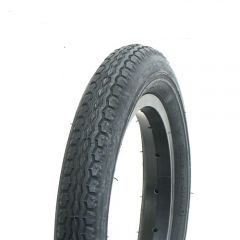 Freedom Road Ruler Tyre 12-1/2 x 2-1/4 Black
