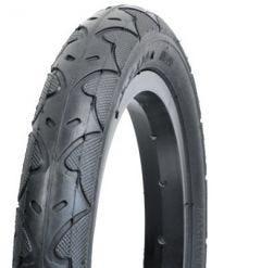 Freedom Heavy Duty Slick Tyre 16 x 1.75 Black
