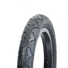 Freedom To Ride Heavy Duty Slick Tyre 12 x 1.75 Black
