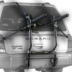 Jet Black Bike Carrier | Trunk Rack (3 Bike) [w/Bungee Cords]  | 99 Bikes