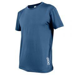 POC Resistance Enduro Short Sleeve Jersey Light Blue