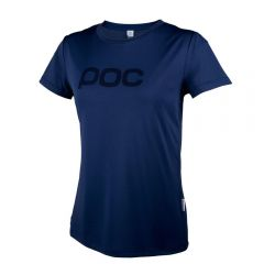 POC Trail Light Short Sleeve Women's Jersey Blue