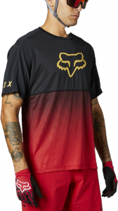 FOX Flexair Short Sleeve Jersey Chili