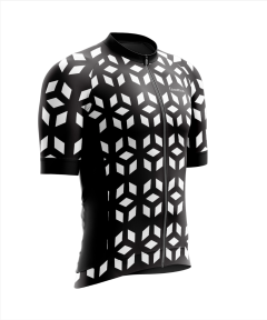 Cinettica Prism Short Sleeve Jersey Black