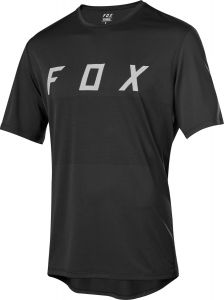 FOX Ranger Short Sleeve Jersey Black/Grey