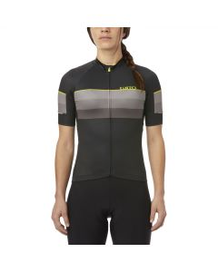 Giro Chrono Expert Women's Short Sleeve Jersey Black Horizon