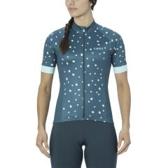 Giro Chrono Sport Women's Short Sleeve Jersey True Spruce