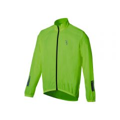 BBB BaseShield Jacket Neon Yellow