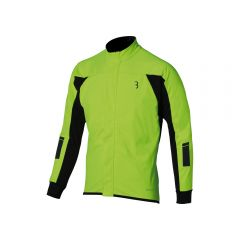 BBB TriGuard Winter Jacket Neon Yellow