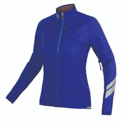 Endura Windchill Women's Jacket Cobalt Blue