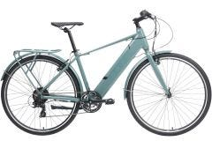 Pedal Lightning Electric Hybrid Bike Grey/Blue