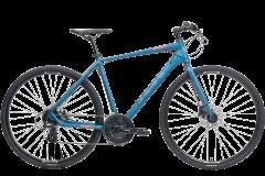 Pedal Cavalier 2 HD Flat Bar Road Bike Marine Blue