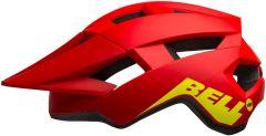 Helmet Bell Spark Youth Mips Red/Hi-Viz 50-57cm