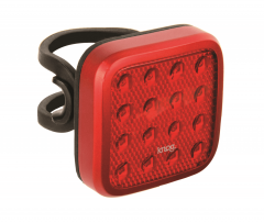 Knog Blinder Mob Kid Grid Rear Light (Red)