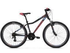 Kross Lea 2.0 26 Women's Mountain Bike Black/Raspberry/Violet Extra Small